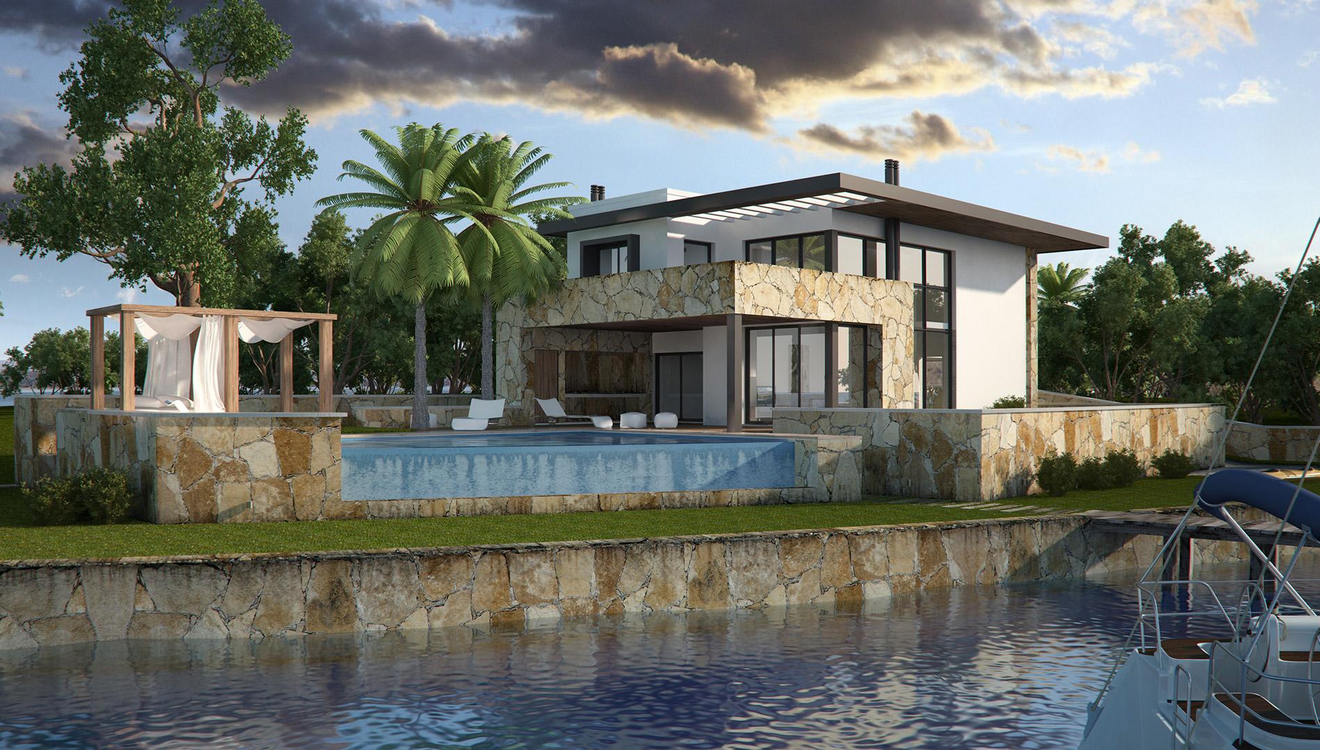 Villa Eucaliptus